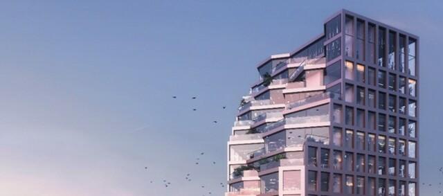 Orato offices Zadelhoff Dev real estate eerste paal