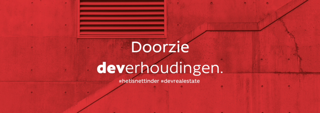 Doorzie deverhoudingen Dev_ real estate presentatie Hogeschool Rotterdam minor facility management