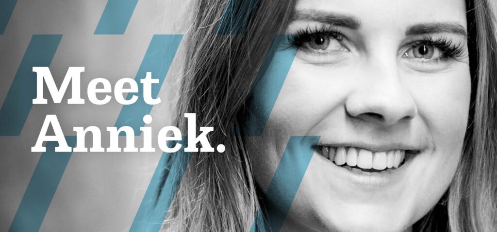 Meet the team Anniek van der Hoek